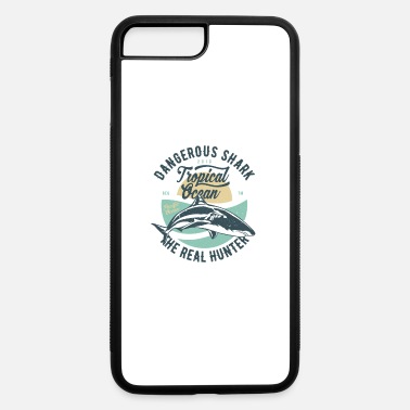 Dangerous Shark - iPhone 7 & 8 Plus Case