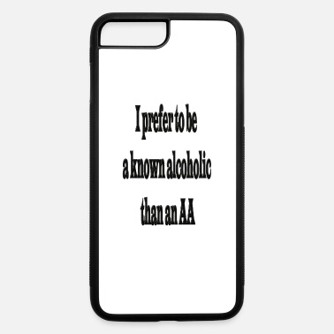 Expression express yourself - iPhone 7 Plus/8 Plus Rubber Case
