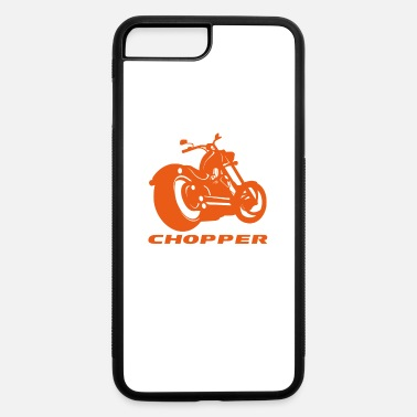 Chopper Chopper - iPhone 7 Plus/8 Plus Rubber Case