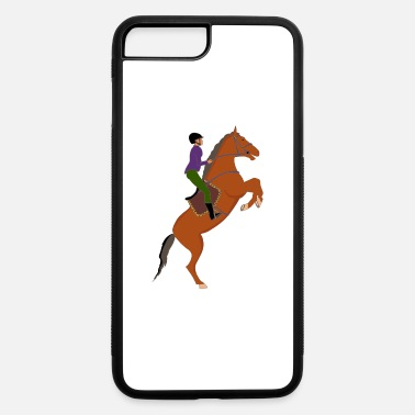 Maggy the rider - iPhone 7 & 8 Plus Case