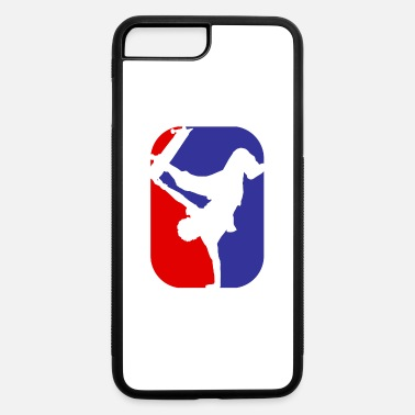Halfpipe Skater - Skateboard - Tube - Halfpipe - Board - iPhone 7 & 8 Plus Case