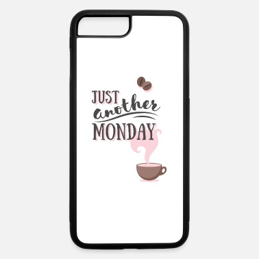 Another Just Another Monday Coffee Beans - iPhone 7 & 8 Plus Case