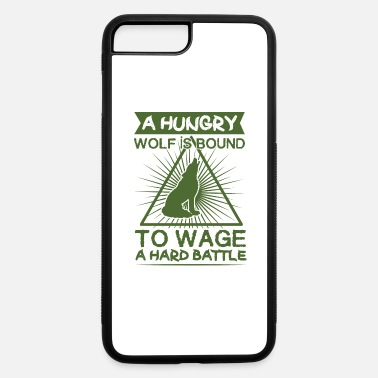 Hungry Wolf A hungry wolf is bound - iPhone 7 & 8 Plus Case