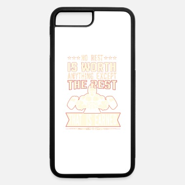 Rest No rest - iPhone 7 & 8 Plus Case