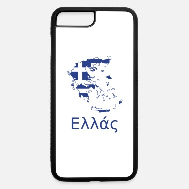 Greece Greece - iPhone 7 & 8 Plus Case