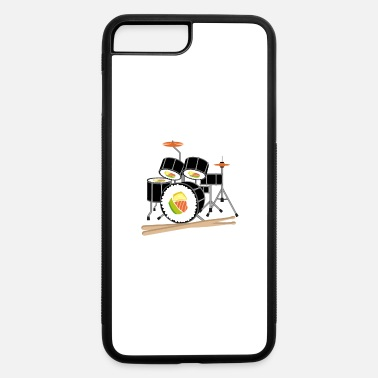 Sushi Roll Drum Set - iPhone 7 & 8 Plus Case