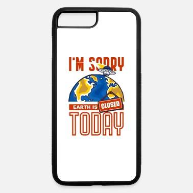 Resolution EARTH CLOSED - iPhone 7 & 8 Plus Case