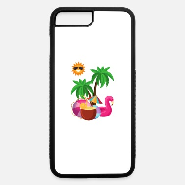 Beachparty Summer Summertime Beachparty - iPhone 7 & 8 Plus Case