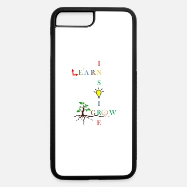 Learn Learn, Inspire, Grow - iPhone 7 & 8 Plus Case