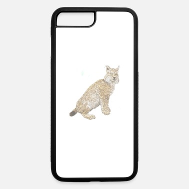 Cat Of Prey lynx cat forest - iPhone 7 & 8 Plus Case