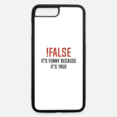 False False - iPhone 7 & 8 Plus Case
