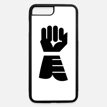 Chivalry Throw down the gauntlet glove challenge - iPhone 7 & 8 Plus Case