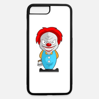 It is a Clown Circus nose Halloween - iPhone 7 & 8 Plus Case