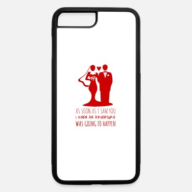 Marry marry - iPhone 7 Plus/8 Plus Rubber Case