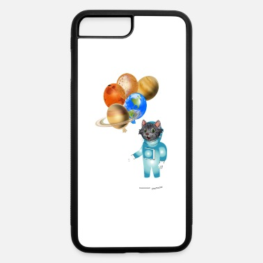 Spacesuit Catstronauts Funny Cat T Shirts Astronaut Space - iPhone 7 & 8 Plus Case