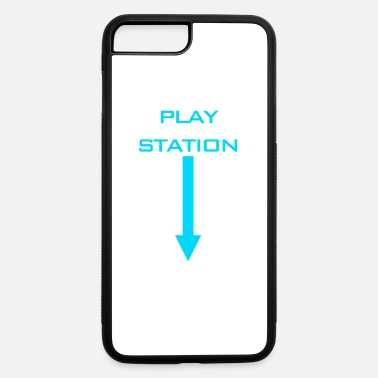 Play Station Play Station Red Arrow - iPhone 7 & 8 Plus Case