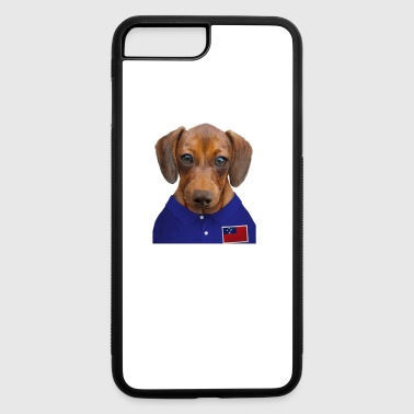 Samoa Rugby - iPhone 7 Plus/8 Plus Rubber Case