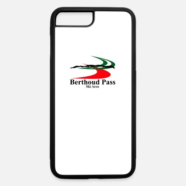 Ski Area Berthoud-Pass-Ski-Area Y736 Trusted - iPhone 7 & 8 Plus Case