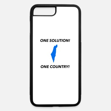 Palestina One Solution - iPhone 7 Plus/8 Plus Rubber Case