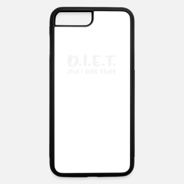 Diet Diet - iPhone 7 & 8 Plus Case