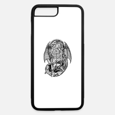 dragon - iPhone 7 Plus/8 Plus Rubber Case