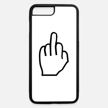 Rude rude - iPhone 7 Plus/8 Plus Rubber Case