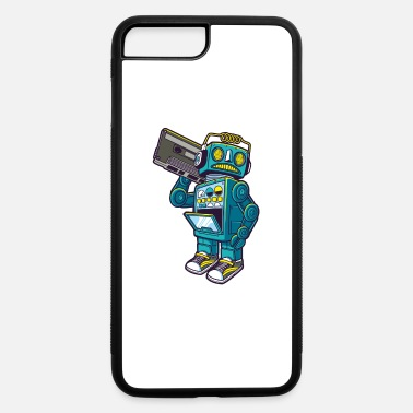 Kick Robot Kicks - iPhone 7 Plus/8 Plus Rubber Case