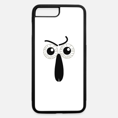 Nose eyes and nose - iPhone 7 Plus/8 Plus Rubber Case