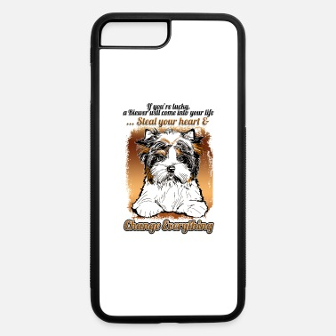 Biewer Terrier - If you're lucky ... - iPhone 7 & 8 Plus Case