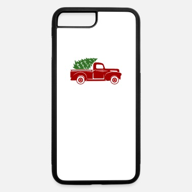 Truck Christmas Truck - iPhone 7 & 8 Plus Case