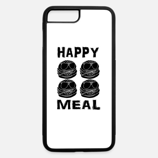 Meal iPhone Cases - Happy Meal - iPhone 7 & 8 Plus Case white/black