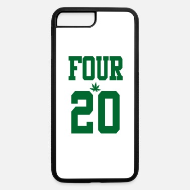 420 Hemp Cannabis Lover Stoners Birthday - iPhone 7 & 8 Plus Case