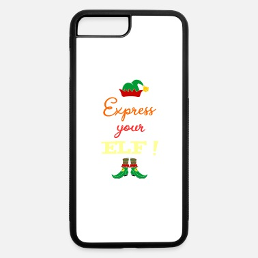 Expression Express your ELF! - Express yourself! - iPhone 7 & 8 Plus Case