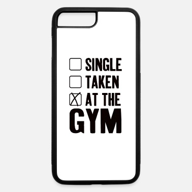 Forgive Single Single forgive in the gym - iPhone 7 & 8 Plus Case