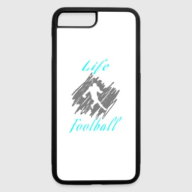 American-football American Football - iPhone 7 Plus/8 Plus Rubber Case
