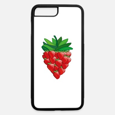 strawberry - iPhone 7 & 8 Plus Case