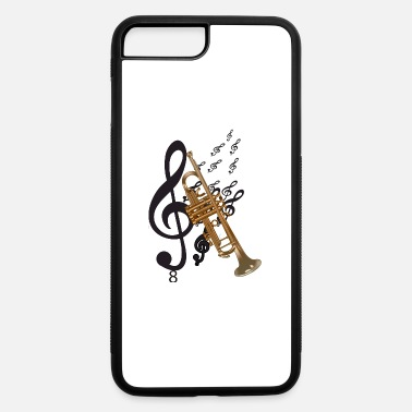 Trumpets Trumpet - iPhone 7 & 8 Plus Case