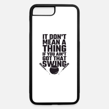 I Don T Run i don t mean - iPhone 7 & 8 Plus Case