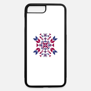 Tradition Traditional embroidery - iPhone 7 & 8 Plus Case
