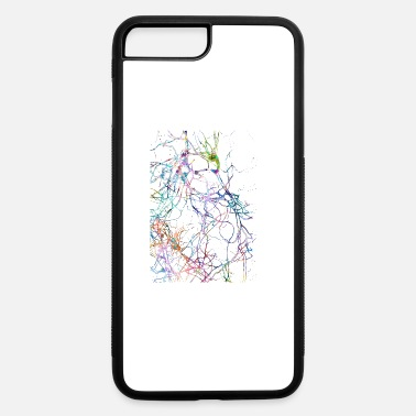 Cell Anatomy and Biology of Human Cells - iPhone 7 & 8 Plus Case