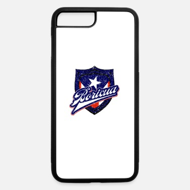 Isle Of Enchantment Boricua Badge - iPhone 7 & 8 Plus Case
