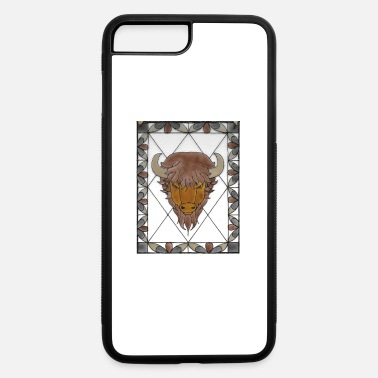 Native American Buffalo Native American Buffalo - iPhone 7 & 8 Plus Case