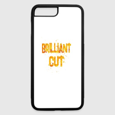 brilliant cut - iPhone 7 Plus/8 Plus Rubber Case