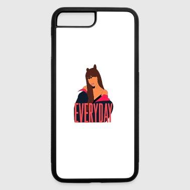 Ariana Grande - SingerBreak Free - iPhone 7 Plus/8 Plus Rubber Case