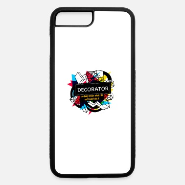 Decoration DECORATOR - iPhone 7 Plus/8 Plus Rubber Case