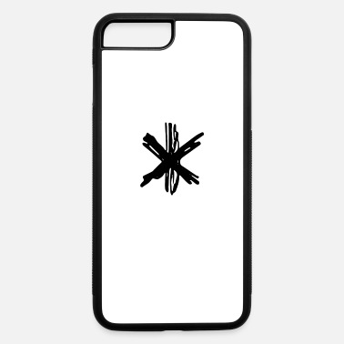 Asterisk asterisk - iPhone 7 & 8 Plus Case