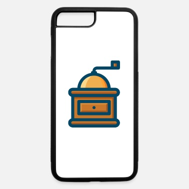 Grinder coffee grinder - iPhone 7 & 8 Plus Case