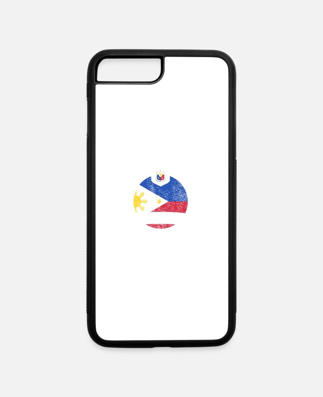 Filipino iPhone Cases - Philippines It's Where My Legend Begins - iPhone 7 & 8 Plus Case white/black
