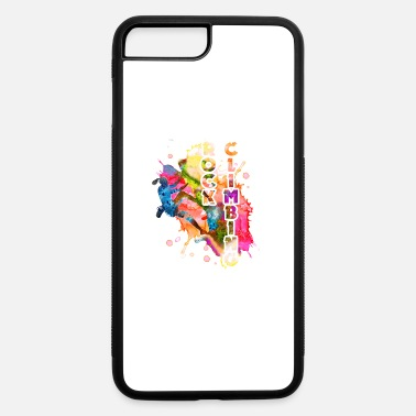 ROCK CLIMBING TEE SHIRT - iPhone 7 & 8 Plus Case