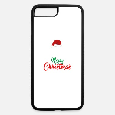Foal Christmas Cow Foal Animal - iPhone 7 Plus/8 Plus Rubber Case